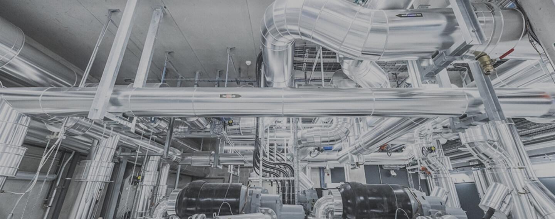 calor y frío industrial